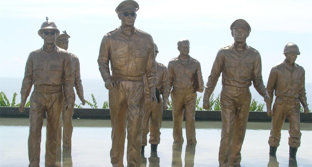 MacArthur Landing Memorial - Leyte