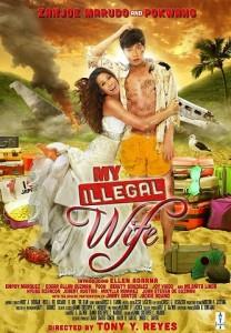 My Illegal Wife DVD