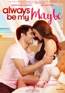 Always Be My Maybe DVD