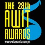 awit award 28th small logo