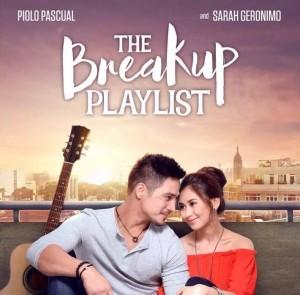 break up playlist