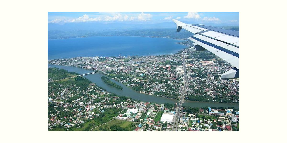 友情の街(City of Golden Friendship)という別名を持つホスピタリティ豊かな街、ミンダナオ島北部カガヤン・デ・オロ (Cagayan De Oro)