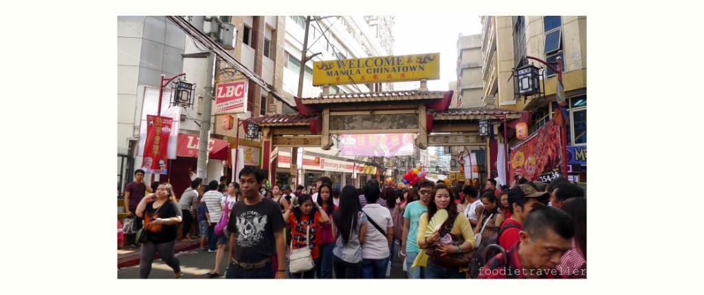 メトロマニラのチャイナタウン (China Town, Manila)