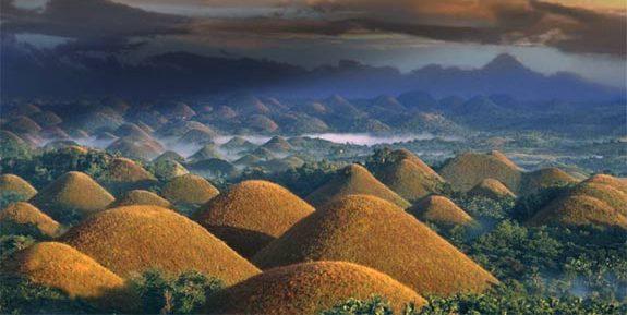Chocolate Hills - Bohol island -