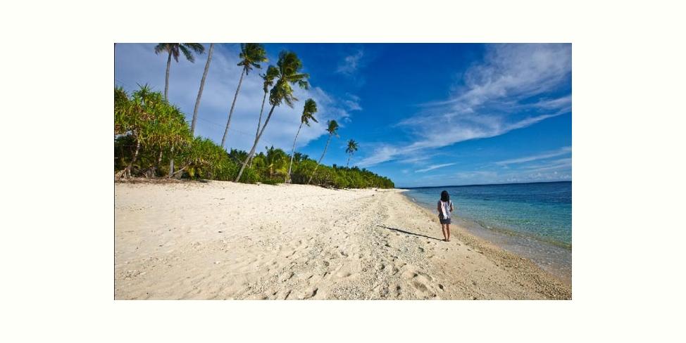 精霊信仰で知られる神秘の島シキホール島のビーチ (Coco beach resort Siquijor island)