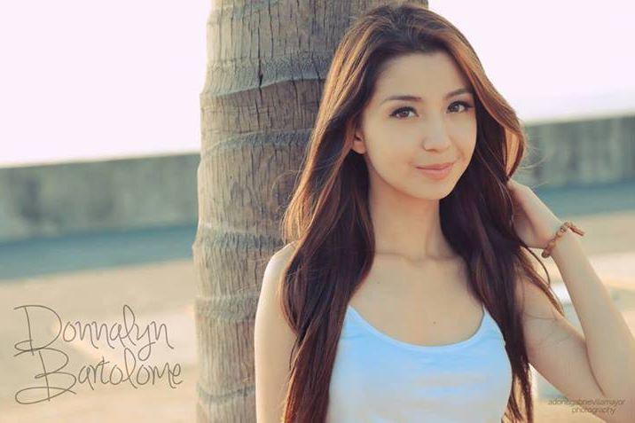 ニューシングルが今週18位に踏みとどまったDonnalyn Bartlome。日本生まれ(横須賀)の彼女、応援してます!