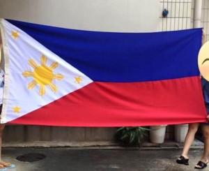 フィリピン国旗各サイズ