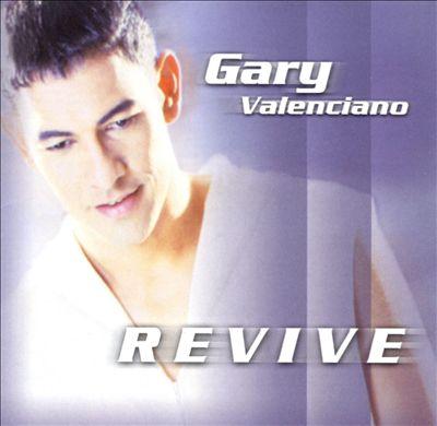 ガリー・ヴァレンシアーノのラヴ・イズ・ジ・アンサーを収録したオリジナルアルバム「Revive」(2001年)