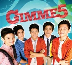 Gimme 5 (ギミー5) / Gimme 5