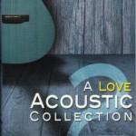 風のシルエットのオシャレなカバーを収録したコンセプトアルバム「A Love Acoutic Collection」