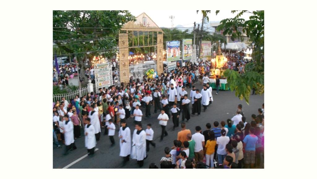 聖週間を迎えたフィリピン (Holy Week in the Philippines)