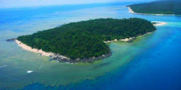ハネムーン島 イザベラ (Honeymoon Island, Isabela, Cagayan Valley)