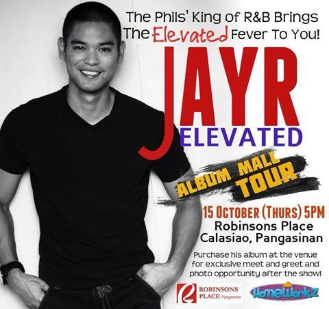 """自身のプライベートレーベルからリリースした最新オリジナルアルバムからのシングルが20位に初登場した """"King of Pinoy R&B"""" Jay R"""