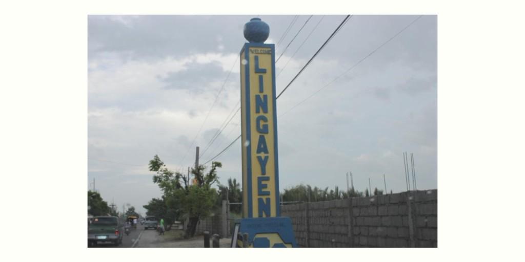 1945年1月、米軍がルソン島に再上陸したルソン島北部イロコス地方に位置するリンガエンの街(Lingayen Gulf - Lingayen town, Ilocos Region)