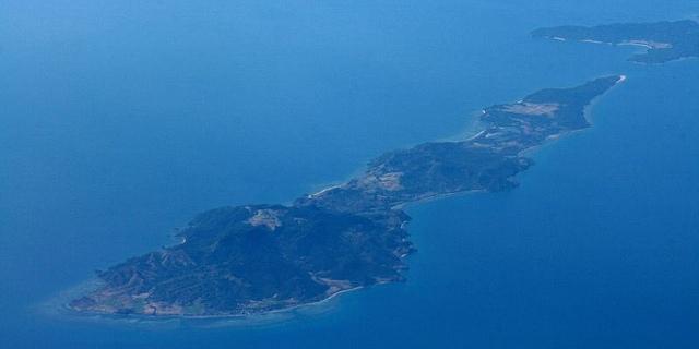 ルバング島 (Lubang Island, Occidental, Mindoro)