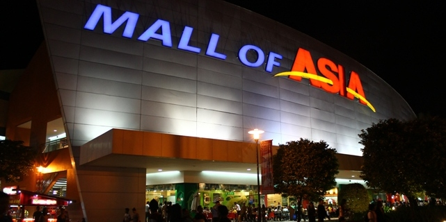 Mall of ASIA (モールオブエイジア)