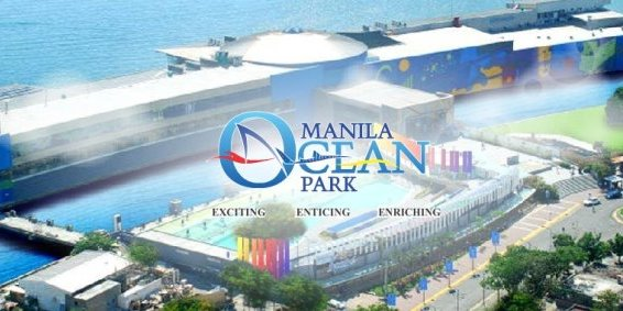 Manila Ocean Park (マニラオーシャンパーク)