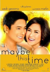 Maybe This Time DVD