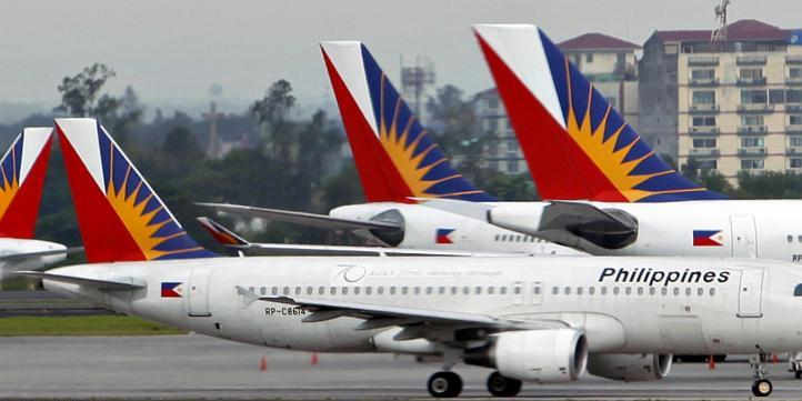 フィリピン航空の機材 (Philippine Airlines' aircraft)