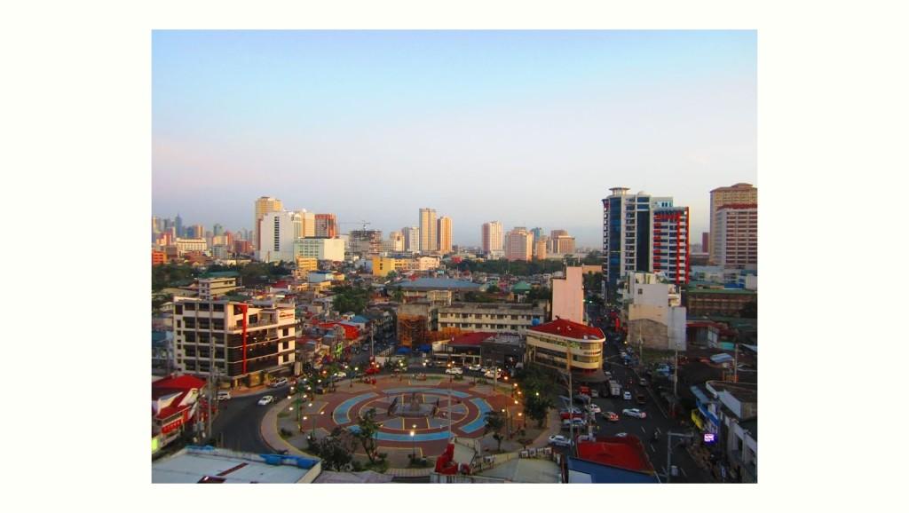 レメディオスサークル (Remedios CIrcle Malate, Manila)