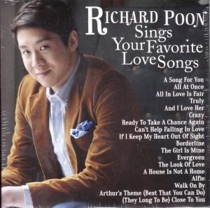 Richard Poon (リチャード・プーン) / Sings Your Favorite Love Songs