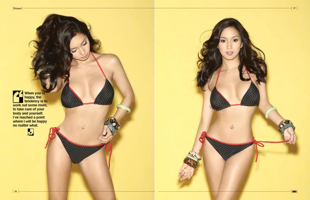 フィリピンのR&BプロダクションFlip musicからリリースしたシングルが20位に初登場のセクシーモデルRoxee B