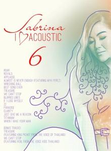 sabrina i love acoustic 6