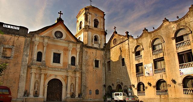 San Agustin Church Manila (サン・アガスチン教会 マニラ)