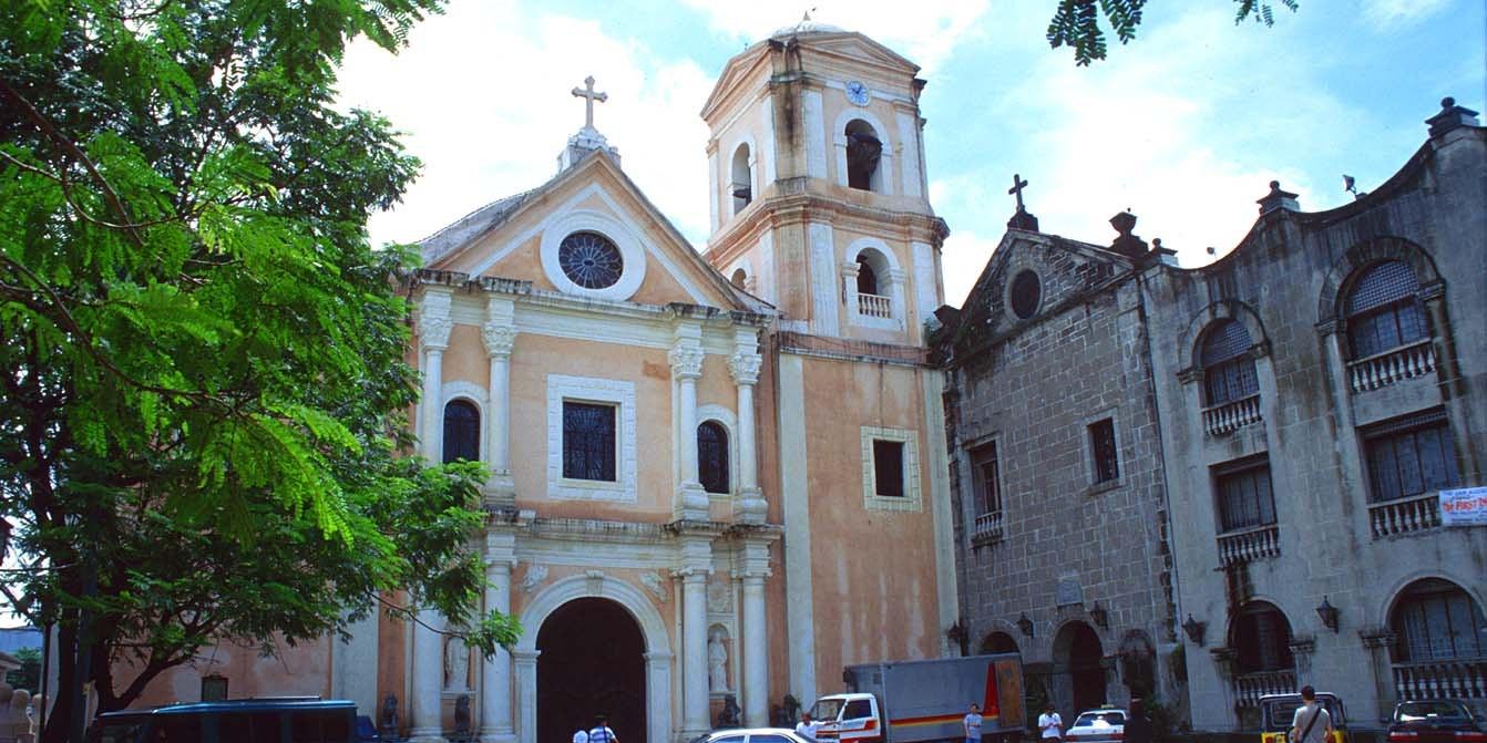 サン・アガスティン教会 イントラムロス内マニラ (San Agustin Church Intramuros Manila)