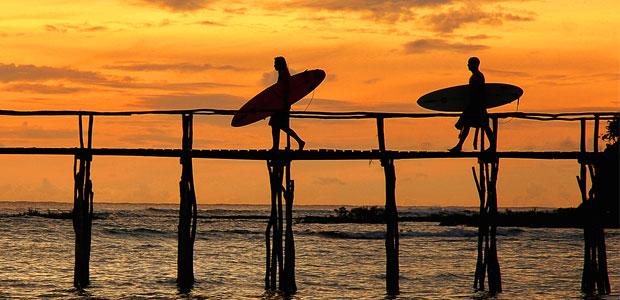 スリガオ北部州の夕景 (Surigao Del Norte Sunset)