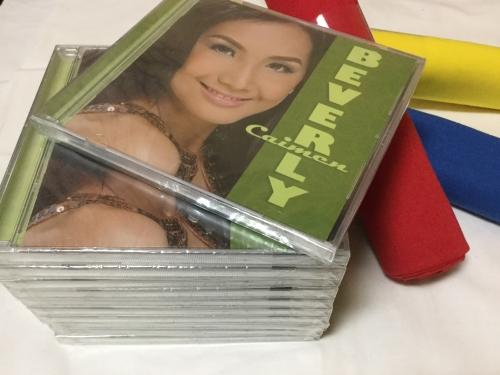「今もあなたが・・・」英語バージョンを収録したBeverlyのフィリピンデビューアルバムは「JPM」カテゴリーに!