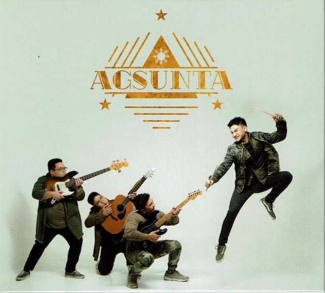 Agsunta band – Di Ba Halata