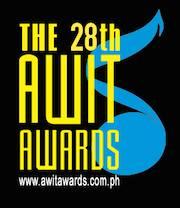 第28回AWIT AWARDS ノミネート(作品・アーティスト)、受賞(作品・アーティスト)の発表です。