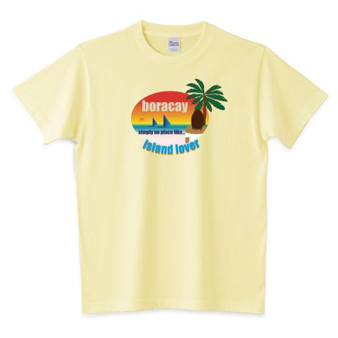 ボラカイ島大好き!Tシャツ