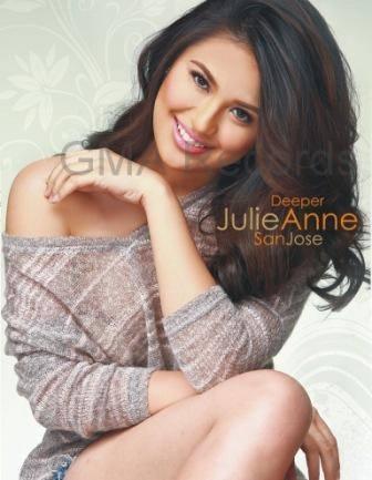 Julie Anne San Jose – Kung Maibabalik Ko Lang