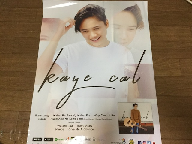 Kaye Cal – Let's Stay Together