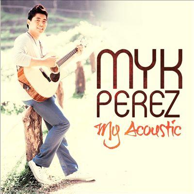 本日のお奨め! Honey Under The Moon / Myk Perez
