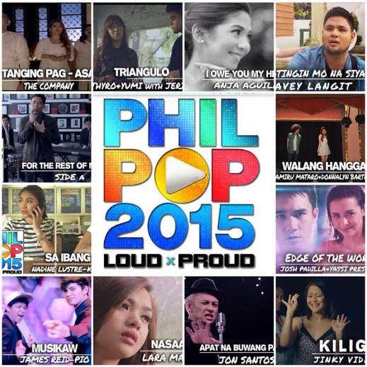 本日のお奨め Philpop 2015 Loud and Proud