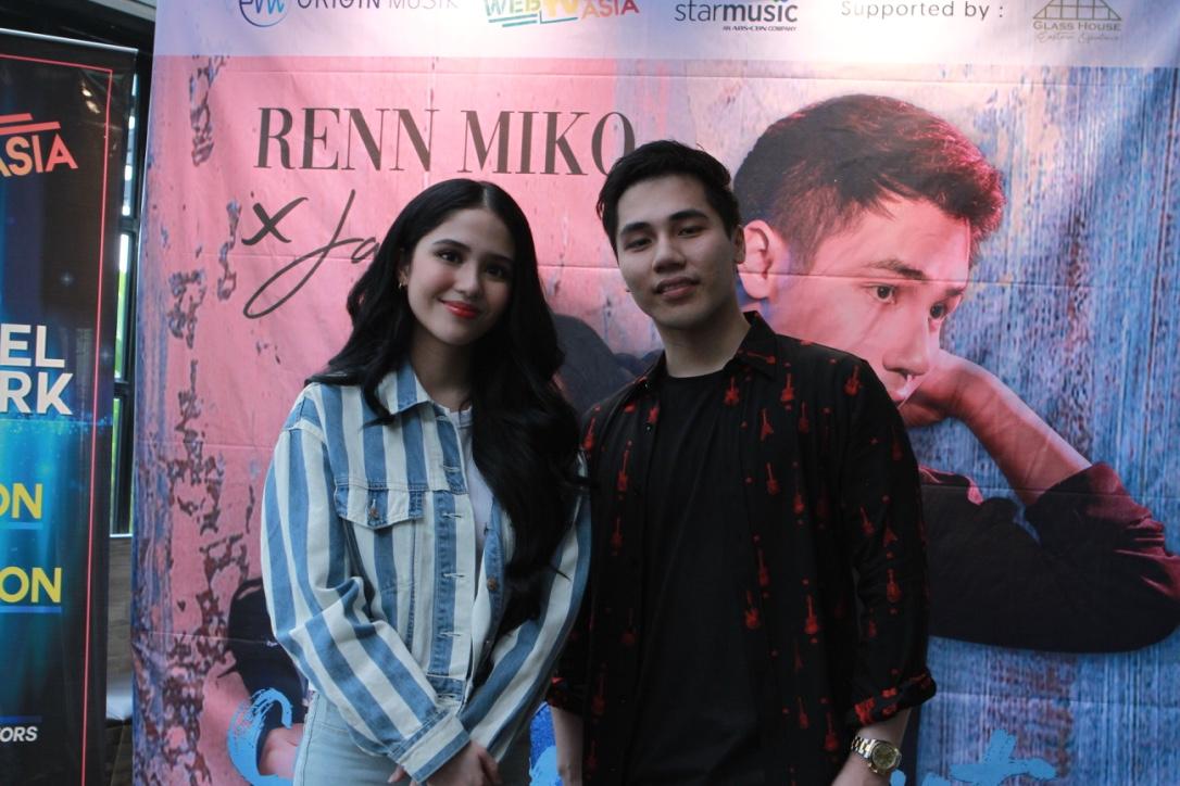 Jessa Zaragozaの娘Jayda ZaragozaとインドネシアのミュージシャンRenn Mikoのコラボで気づいたフィリピン