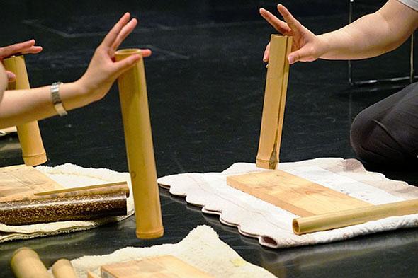 音楽ワークショップ「フィリピンの竹楽器で、自由に音遊び!」8月3日に開催です!
